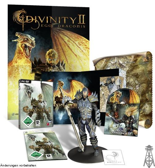 Divinity 2 Collectors Edition